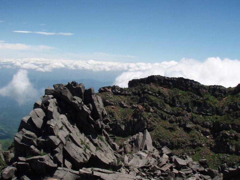月山.鳥海山 035